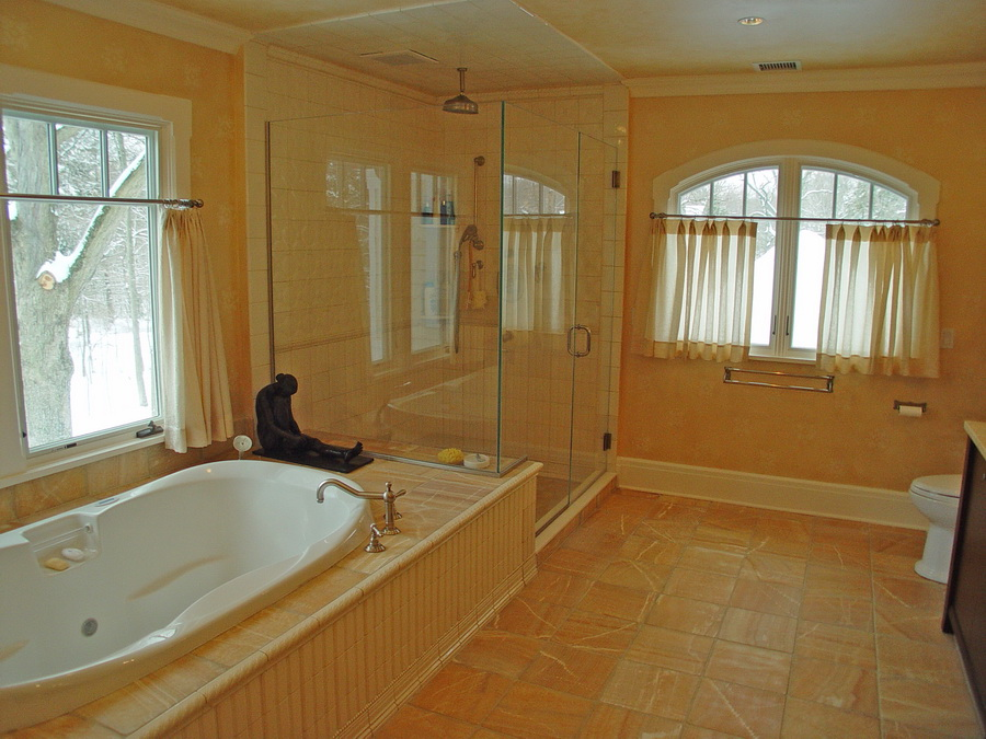 Historic Hartshorn Home's Master Bath