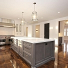 New 6,000 sf home with a state of the art Kitchen